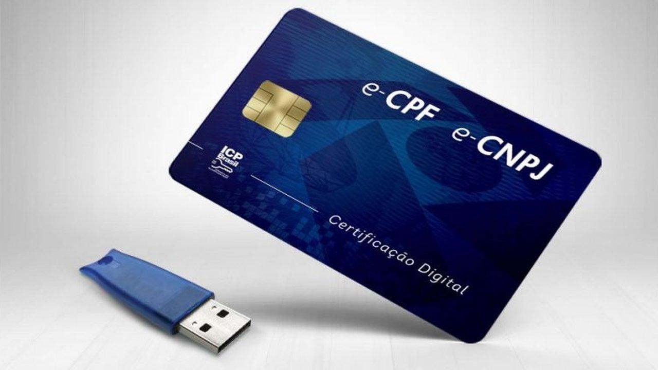 Emissão de Certificado Digital